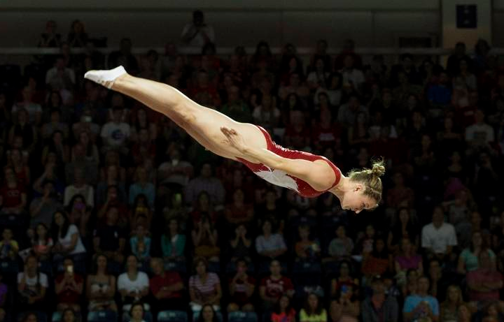 Rosie MacLennan, Canadian Olympic Gymnast, Lifting Us Higher And Higher