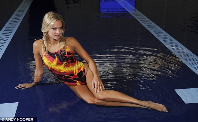 Tonia Couch, One Of Great Britain's Most Successful Female Divers Ever