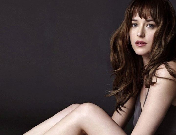 Dakota Johnson, Fifty Shades of Grey, Lovelier Shade Of Rose