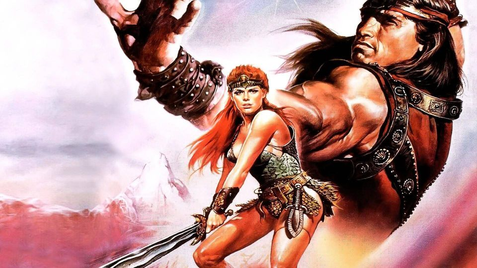 fciwomenswrestling.com article,red sonja photo via movie info Marvel Comics