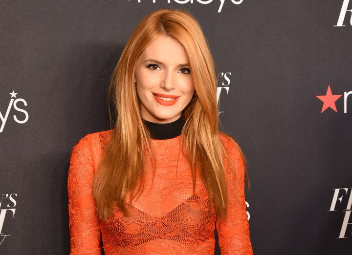Bella Thorne, Radiant American Actress, Makes Us Believe In Magic