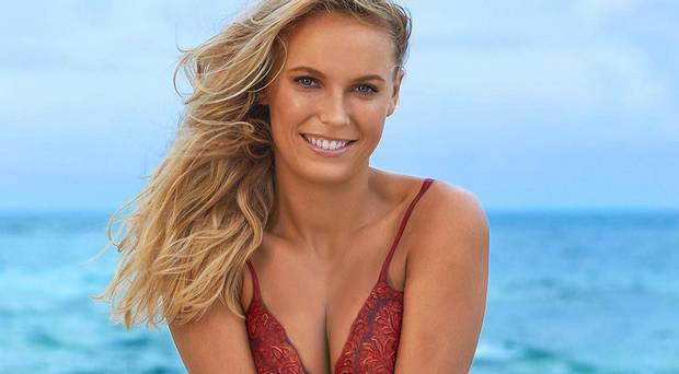 Caroline Wozniacki, Sweet Danish Princess Rules The Court