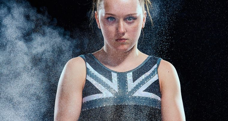 In An Enchanted Kingdom, UK Olympic Gymnast Amy Tinkler Is Outstanding