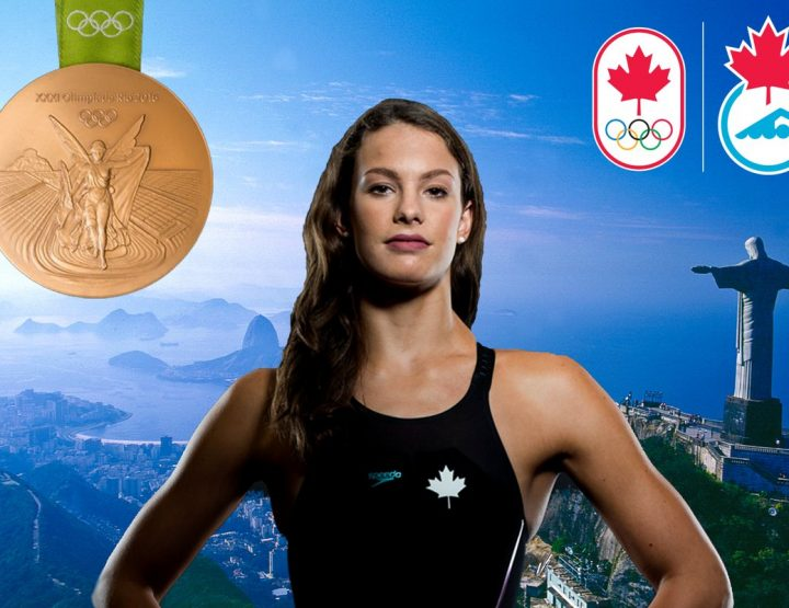 Penny Oleksiak, Teen Canadian Olympic Swimmer, Awards Abound