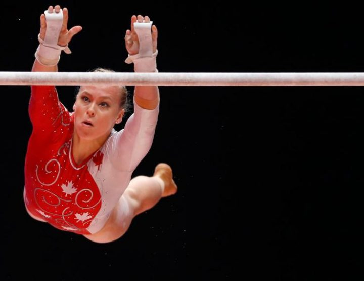 Ellie Black, Magical Canadian Gymnast, All Things Are Possible