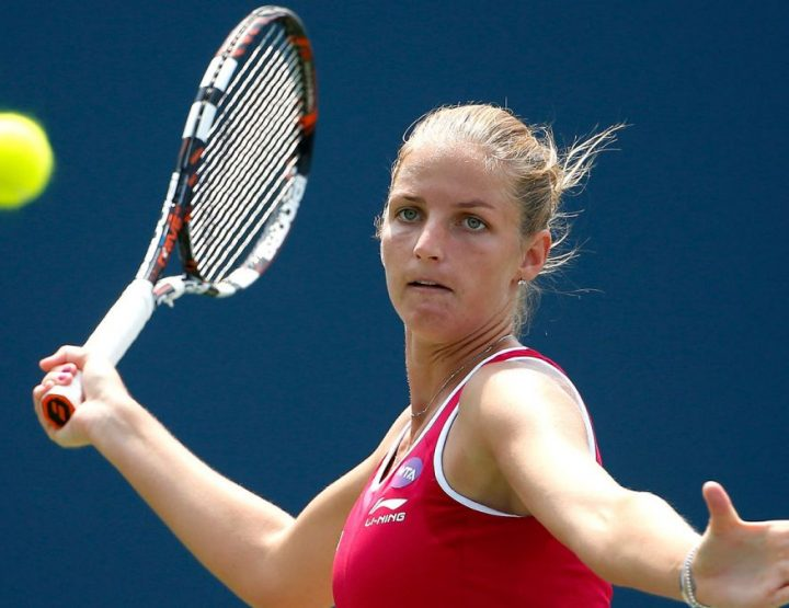 Karolína Plíšková, Like The Steeples Of Prague, A Career Headed Skyward