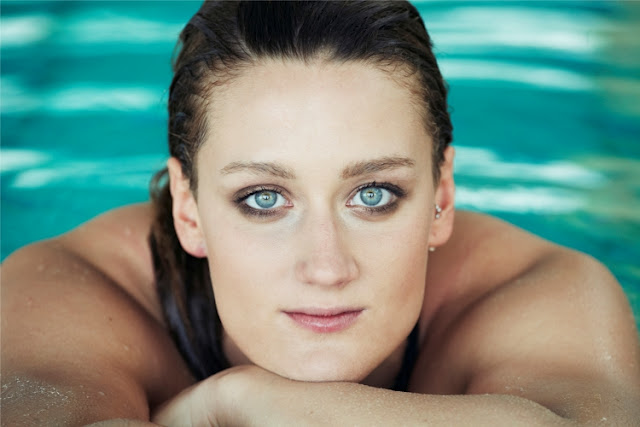 Mireia Belmonte Garcia, Spanish Olympic Swimmer, Elegance In Quiet Places