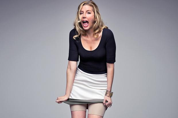 Sara Blakely, Billionaire, Owner Of Spanx, She's Got Your Back.......Side