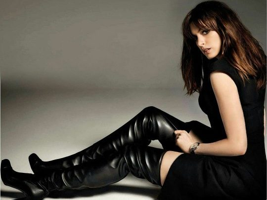 Thigh High Boots, A Classic Beauty Makes A Sizzling Comeback