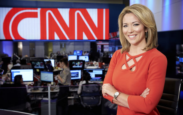 Brooke Baldwin, News Presented With Substance, Style, Elegance