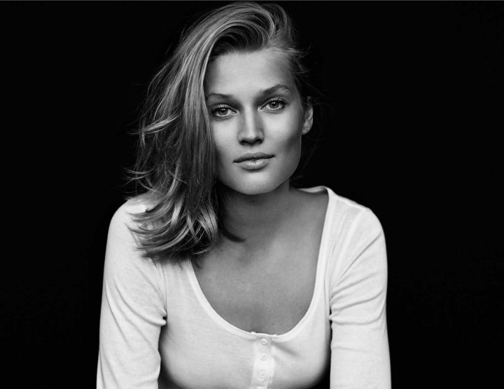 Toni Garrn, Gorgeous German Runway Model With A Big Heart