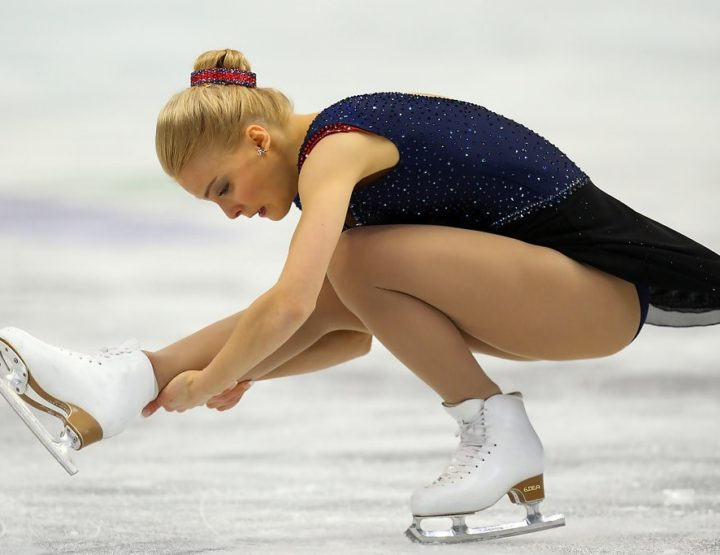 Kiira Korpi, An Ice Princess Who Sets Our Imagination Free