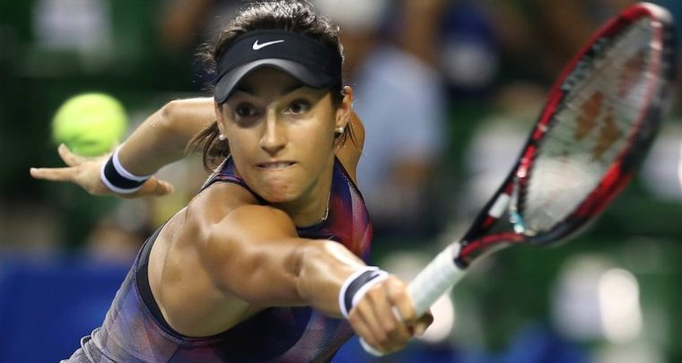 Caroline Garcia, French Tennis Star, Beautiful, Brilliant, Resilient