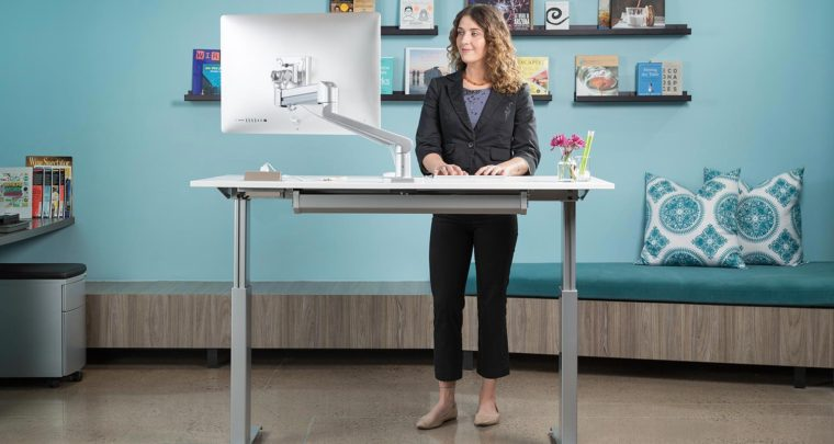 Female Athletes, Stand Up Girls Need A Stand Up Desk
