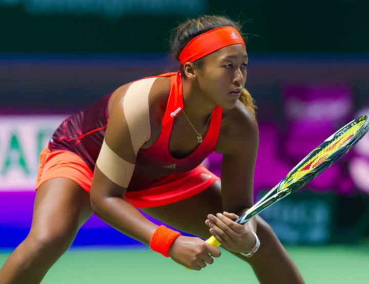Naomi Osaka, WTA Rising Star From The Land Of The Rising Sun