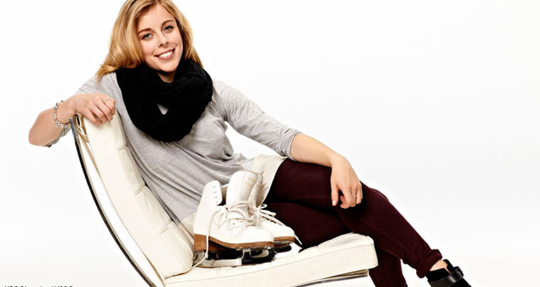 Ashley Wagner, Unconventional Star Ice Skater, Exceptional Results