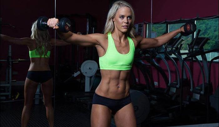 Caragh Flannery, Irish Fitness Star, Delicious Look, Tasty Diet Plan