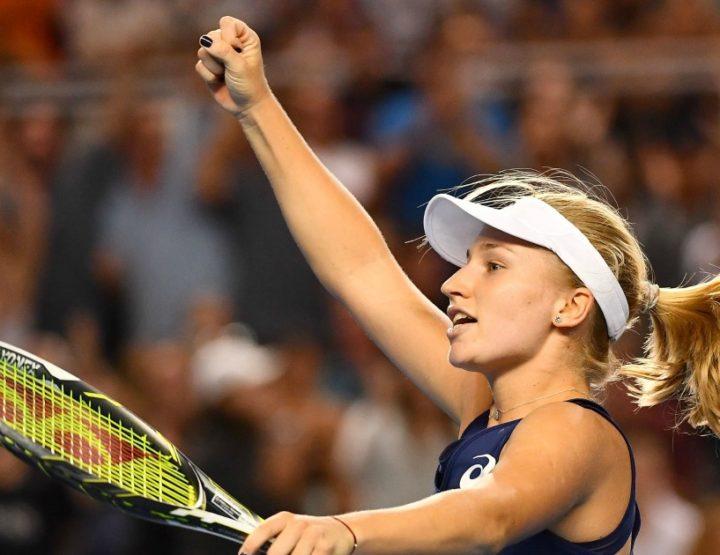 Daria Gavrilova, Russian Australian Tennis Super Star, Not Yet Content