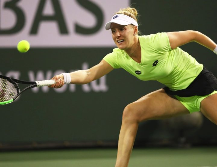 Alison Riske, American Star, Risking It All, Making History