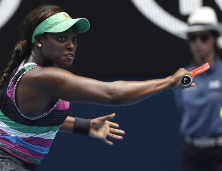 2019 Australian Open, Methodical Brilliance Propels USA's Sloane Stephens