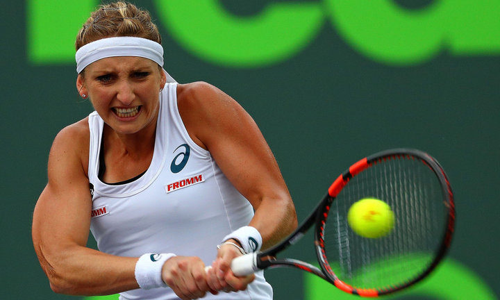 Timea Bacsinszky, Watching Her Shine, The Best Therapy