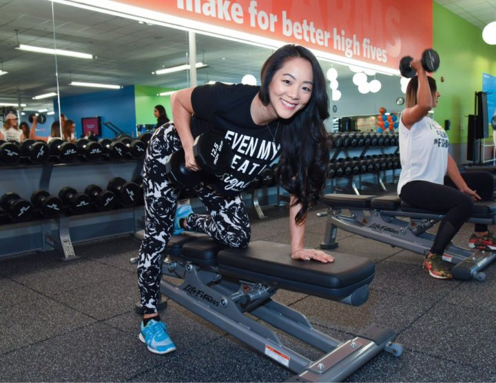 Mood Lifting Blink Fitness Reaches Milestone 100th Gym