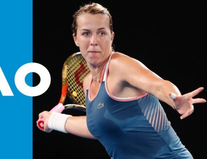 AO 2020, Anastasia Pavlyuchenkova Power Propels