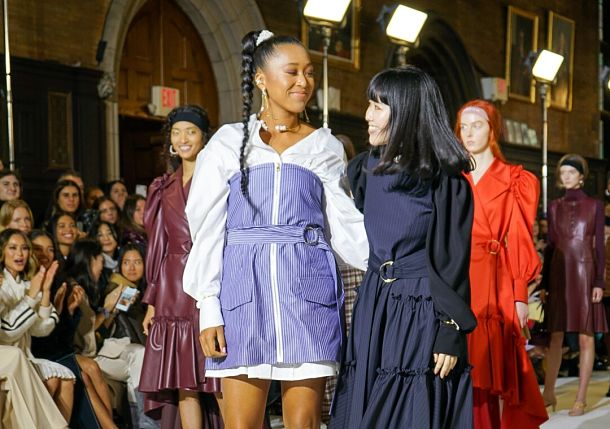 Naomi Osaka, Endorsements, Fashion, Life In Balance
