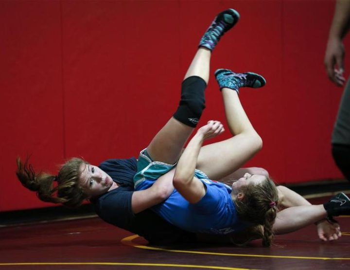 Great Girls Wrestling News Abounds