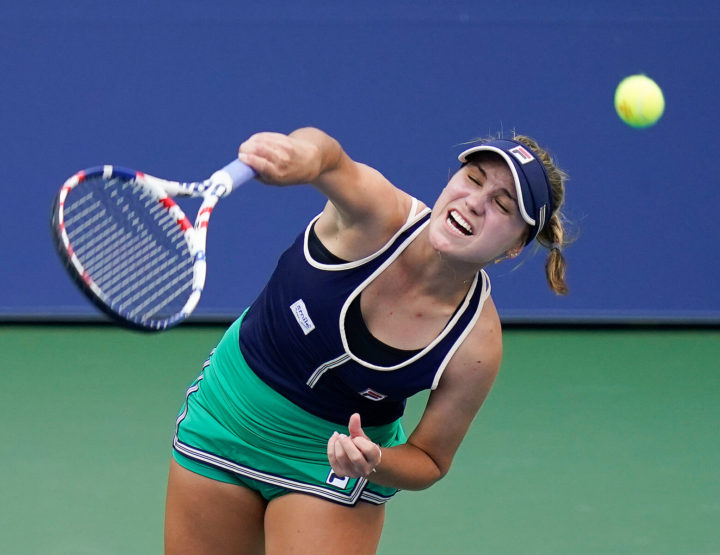 America's Sofia Kenin, Her Time Is Now